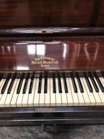 Upright Piano (Claremont Murdoch, Murdoch & Co London)