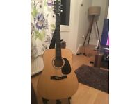 Good Condition Fender Squire Acoustic Guitar