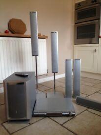 Panasonic DVD home theatre sound system SC-HT878/SC-HT870/SC-HT520