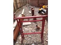 Builders tressles