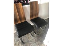 Dining room chairs 6 available