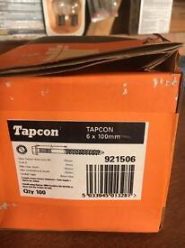 Spit tapcon 6x100 x 24 boxes