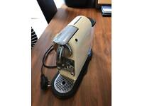 Nespresso Citrix pod coffee machine