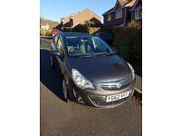 Vauxhall Corsa 1.2 SE 5dr Hatchback 2012(62) model for sale £4500 ono.