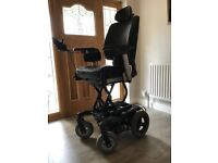 Puma 20 Powerchair with Lift and Tilt in Space in Good Used Condition