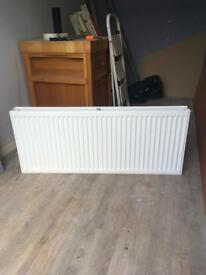 White central heating Radiator