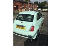 Fiat 500 lounge cheapest on gumtree