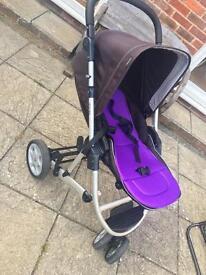 Mamas & papas zoom stroller pram buggy