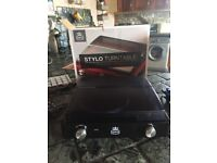 STYLO record player brand new in the box