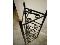 kitchen pan stand