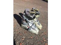 Ski boots size 4 Head ETC 7 very good cond worn one season