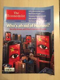The Economist Magazine August 2012