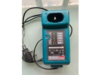 Makita DC1804F charger GENUINE MAKITA 7,2 -18V CHARGER 13A plug fitted