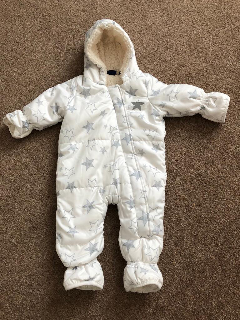 0383ce9be New baby winter suit