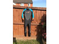 C-skins teen wet suit age 14