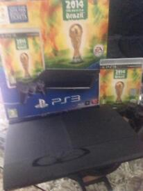 PS3 hardly used with games