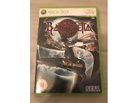 BAYONETTA XBOX 360 GAME