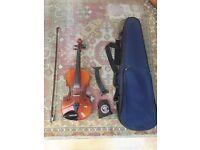 Roderich Paesold 802 Violin (2001)