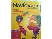 Printer Paper A4 120gsm - Navigator