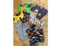 Boys age 6-7 pyjamas bundle great condition