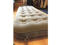 good quality Inflatable single bed
