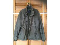 Mens combat style jacket