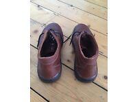 Men's brown leather Joseph Seibel shoes