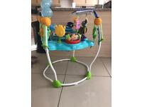Baby bouncer 360 degree turn finding memo cost £129 smyths
