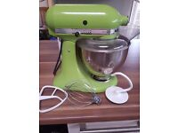 Kitchenaid green in excellent condition