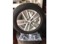 T5, T6 Transporter Alloy Wheels and Tyres