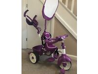 Smart trike 4 in 1 little tikes