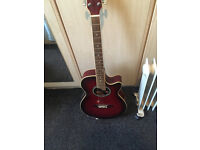 Westfield Electric Acoustic Guitar