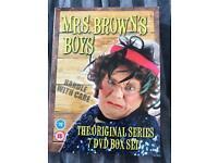 Mrs Browns Boys - the original series.