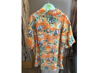 Boys Ralph Lauren hawaiian shirt