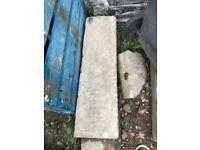 Curb stones - free