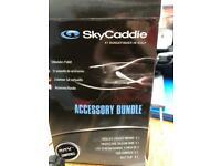 SkyCaddie SGX Accessory Bundle