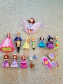 Sofia the first bundle - immaculate condition, never used