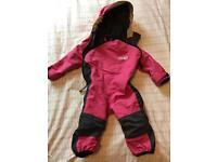 Spotty Otter puddle / rain suit