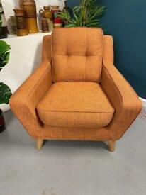 Retro G Plan 'The Fifty Three' Lounge Armchair