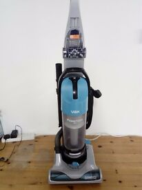 Vax Power Nano Pet Bagless Upright Vacuum Cleaner, other models also available - please see photos.