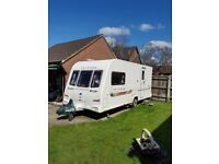 Bailey Unicorn Seville 2 berth 2011