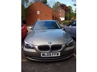 2009 BMW 525d Business Edition 3.0l high spec and low mileage