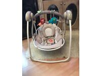 INGENUITY BABY PLAY SYSTEM CHAIR SWING