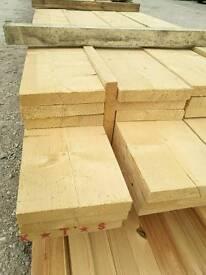 10 x 1 1/2 Rough Sawn Timber (250mm x 40mm) - Various Lengths