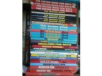 Comics & Annuals