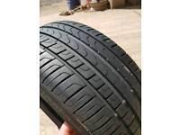 Pirelli tyre 235/40/10