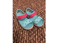 Crocs (infant size 7)