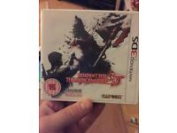 Resident evil mercenaries for 3ds
