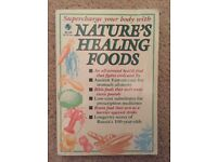 Nature's Healing Foods Book Health Well Being