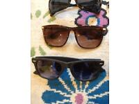 Job lot of sunglasses